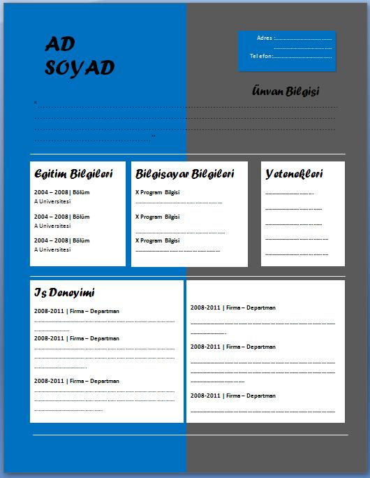 cv-örnekleri-word-3