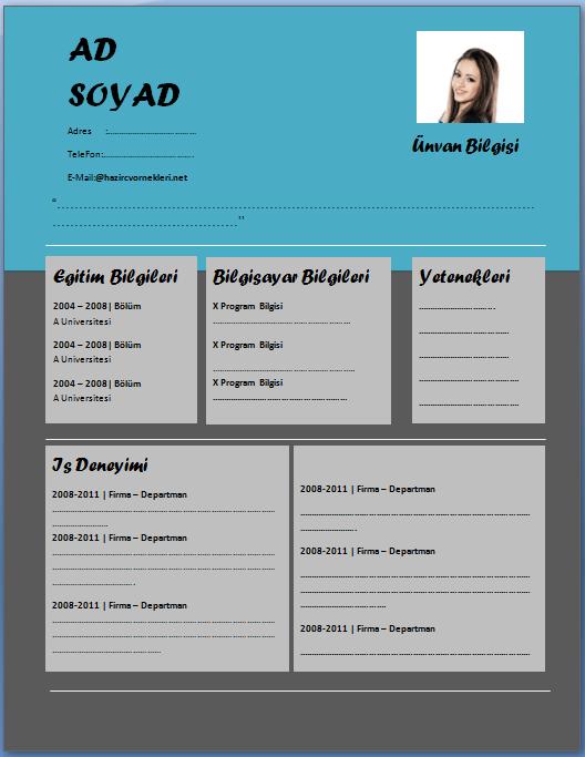 cv-örnekleri-word-5